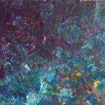 Fondo marino 2 pintado por victoria medina profesora de la escuela de dibujo y pintura artemusas