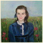 retrato de niña academia de pintura y dibujo artemusas
